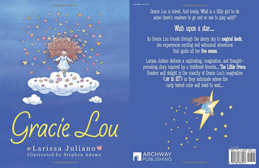 Gracie Lou Book